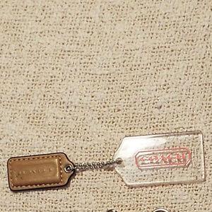 COACH Bag Tags